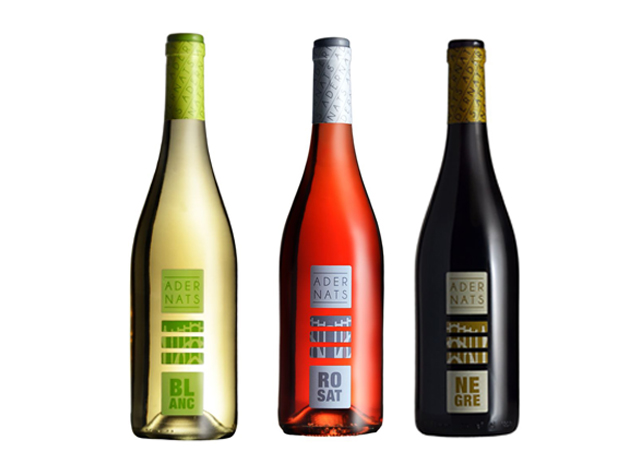 adernats vinicola nulles etiqueta vino