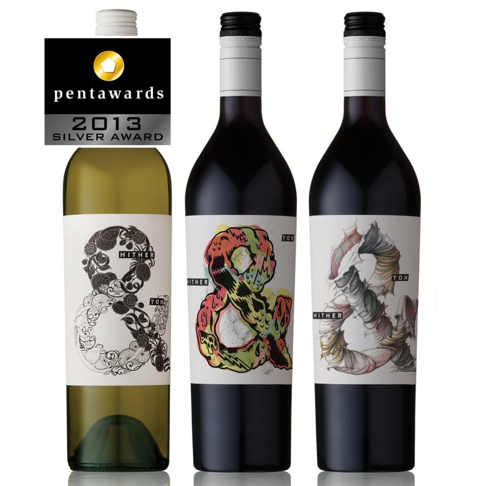 diseño etiquetas vino