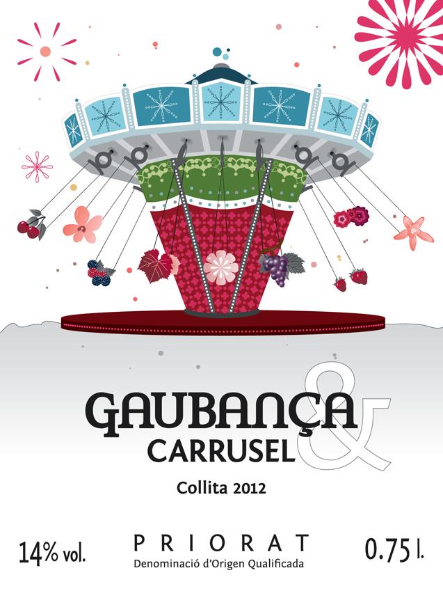 carrusel_gaubança disseny etiqueta