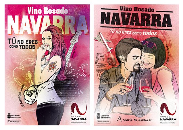 vinos rosados navarra tunoerescomotodos