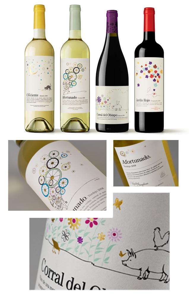 vino afortunado viñedos singulares