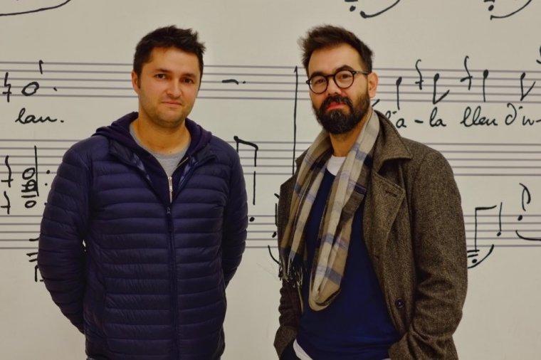 Moruba Daniel Morales i Javier Euba