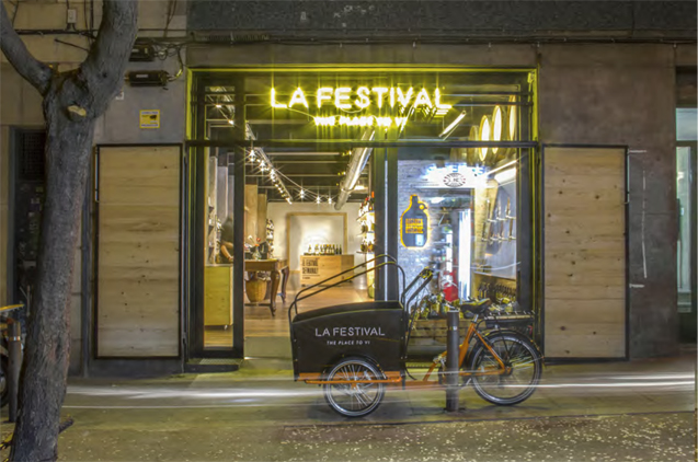 la festival gracia barcelona