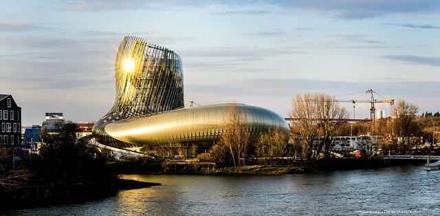cite du vin arquitectura