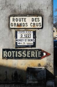 Ruta des grands crus borgoña