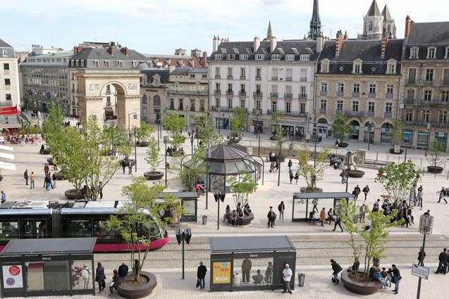 Dijon enoturismo Borgoña Burgany
