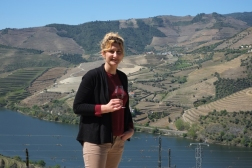 los viñedos de Oporto en el Duero