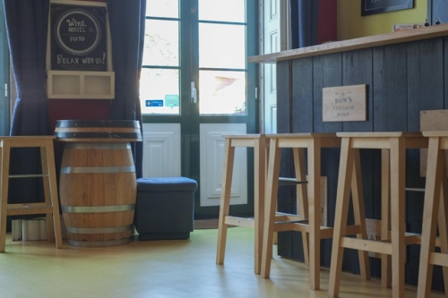 wine hostel porto