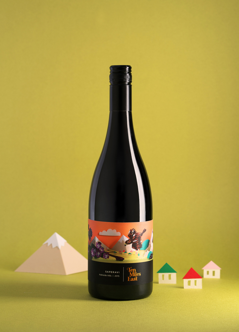 etiqueta vino wine label