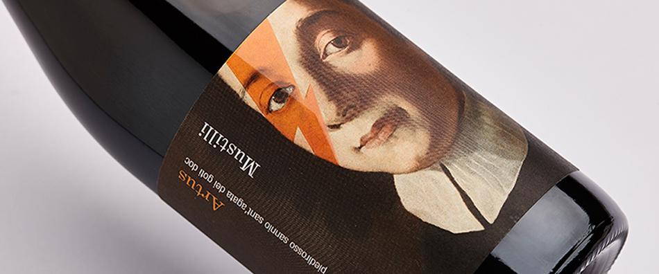 etiquetas de vino david bowie
