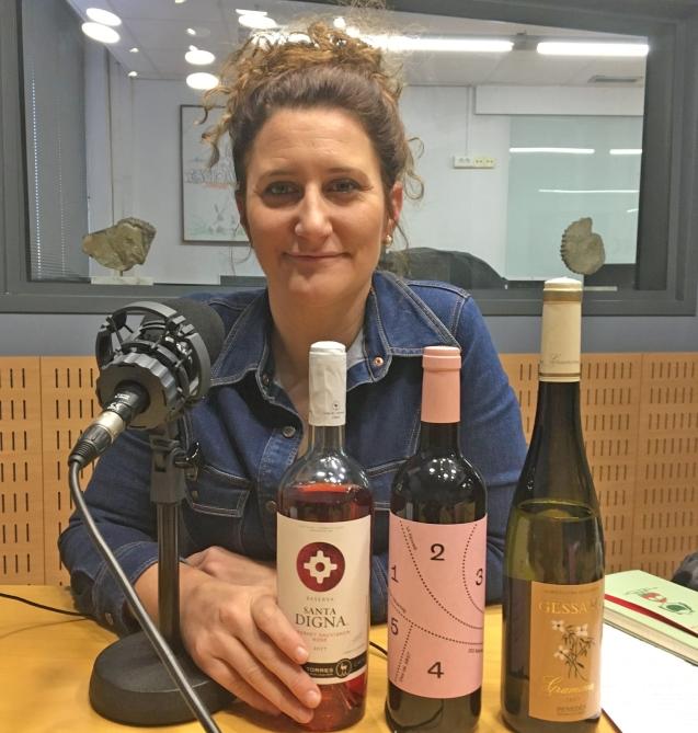 nuria martí periodista sommelier