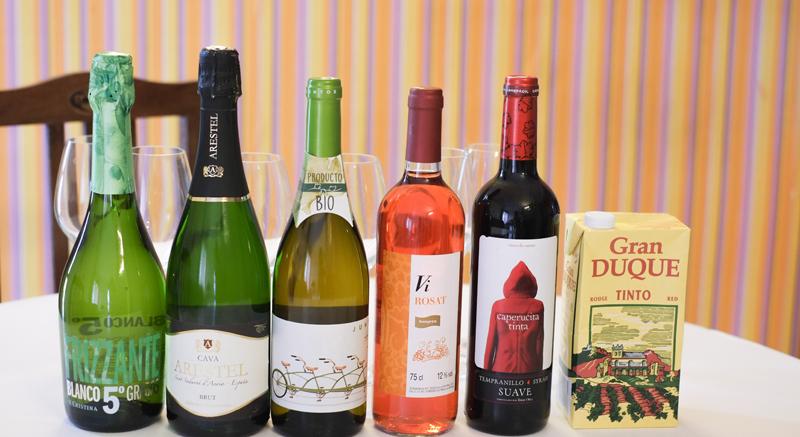 vinos supermercado baratos