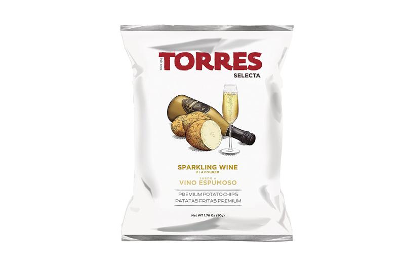 patatas sparkling wine