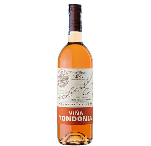 vino rosado tondonia